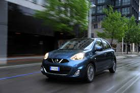 nissan micra india nissan micra facelift in action video