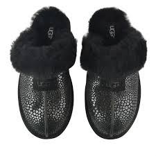 ugg slippers sale scuffette cheap ugg scuffette 2 slippers black ugg