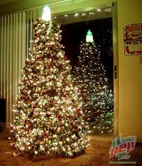 cool and unique christmas trees