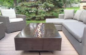 Firepit Table Concrete Pit Table Brilliant With Regard To 0