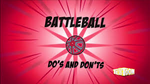 supernoobs bonus video battleball do u0027s and don u0027ts on turn into a