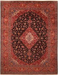 Red And Blue Persian Rug by Types Of Persian Rugs