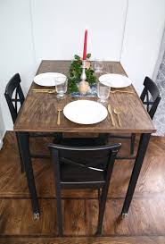 tiny home dining table pacific getaway sold handcrafted movement