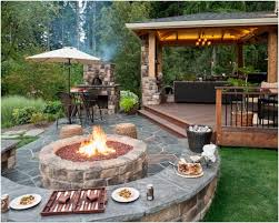 Stone Patio Design Ideas by Backyards Trendy Pictures Of Landscaping Small Yards Design Yard