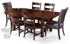 Solid Cherry Dining Room Furniture by Hoot Judkins Furniture San Francisco San Jose Bay Area Intercon