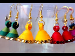 how to make jhumka earrings cheap jhumka earrings online find jhumka earrings online deals on