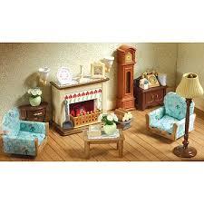 Sylvanian Families Drawing Room Set  Collectibles  The Toy - Sylvanian families living room set