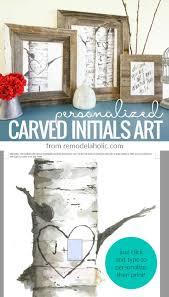remodelaholic free printable birch tree art prints with custom