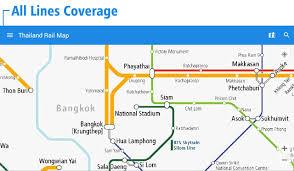 Osaka Train Map Thailand Rail Map Bangkok Android Apps On Google Play