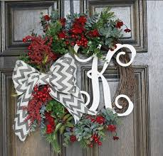 monogram wreath 65 best wreaths door hangers images on burlap wreaths