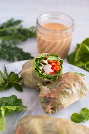 where to buy rice paper wraps rice paper or lettuce rolls with peanut dipping sauce the