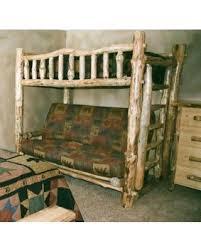 fall savings on futon bunk bed green