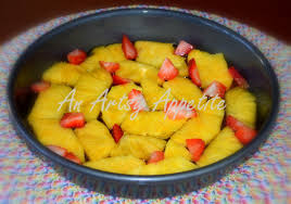 dark caramel pineapple upside down cake an artsy appetite