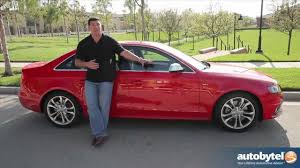 2012 audi s4 test drive u0026 sports car review youtube