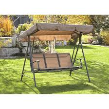 Swing Bench Outdoor by La Cypress Swings Crs Regular Porch Swingoutdoor Swing With Stand