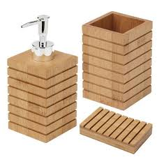 bamboo bathroom accessories australia interior design