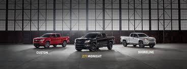 chevy colorado midnight edition 2017 chevrolet colorado mid size pickup truck chevrolet canada