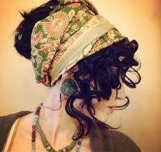 gypsy hairstyle gallery image gallery for gypsy hair scarf costumes pinterest