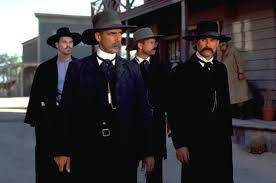Bill Paxton Val Kilmer Sam Elliott Kurt Russell And Bill Paxton In