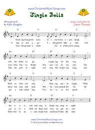 jingle bells free sheet