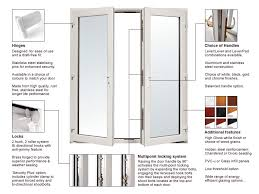 Patio Doors With Sidelights That Open French Door Whiteline Manufacturing Ltd