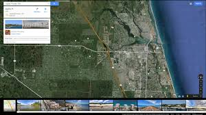 Florida Map Google by Jupiter Florida Map