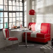 kitchen sofa furniture 25 ideas to give your kitchen a retro feel digsdigs