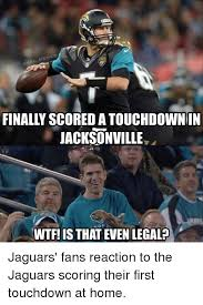 Jaguars Memes - fl memes finally scored a touchdown n jacksonville gon wtf is that