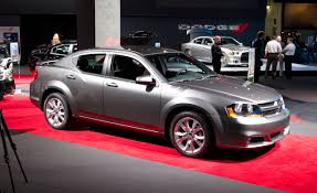 2012 dodge avenger r t official photos and info u0026ndash news
