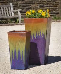 novelty ceramic outdoor planters ceramic pots ceramic planters