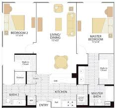 in apartment floor plans the at irvine spectrum irvine company apartments