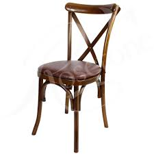 crossback chair for hire