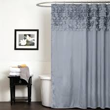 Gray Shower Curtain Liner Extra Long Shower Curtain Liner Clear Zoom Long Shower Curtain