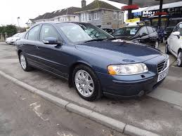 used volvo s60 2007 for sale motors co uk