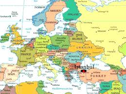 istanbul turkey map where is istanbul information about istanbul istanbul turkey