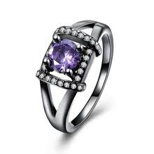 Purple Wedding Rings by Compare Prices On Purple Wedding Ring Online Shopping Buy Low