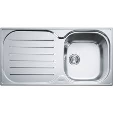 Franke Compact Plus CPX P Stainless Steel Kitchen Sink Sinks - Compact kitchen sinks stainless steel