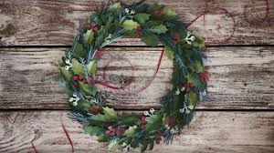 diy paper christmas wreath lia griffith holiday flowers u0026 greens