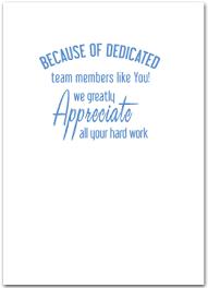 appreciation cards employee appreciation cards business greeting cards
