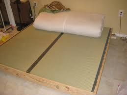 Tatami Mat Bed Frame Addicted To Traveling