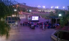 backyard movie projector rental home outdoor decoration