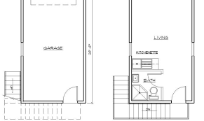 16 spectacular garage apartment plans one story architecture