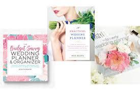 wedding planner books 7 pretty wedding planning books aisle