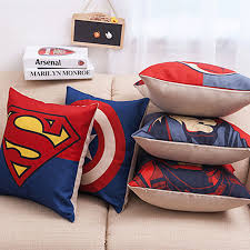 Superhero Home Decor Cover Cushion Picture More Detailed Picture About Superhero
