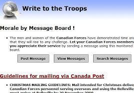 5 websites from where you can write to soldiers