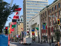 Flag You Down If You Walk Down Sherbrooke Street Starting From The Musée Des