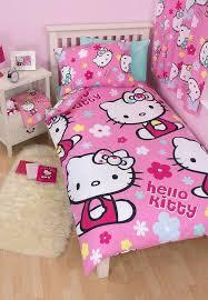 chambre fille hello décoration chambre fille linge de lit sur le thème hello 25