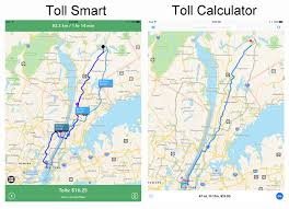 rv driving in the east u003e tolls ez pass u0026 low clearances