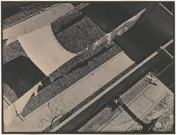 geometric backyards new york paul strand 1987 1100 12 work