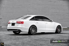 white lexus black rims audi a6 savini wheels